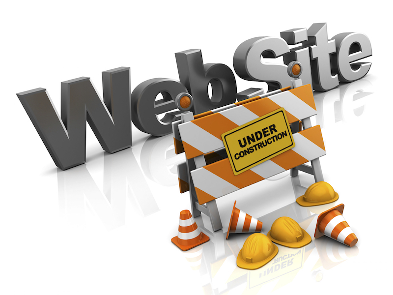 web stranica - izrada